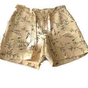 Directives shorts.  Yellow color size 10.